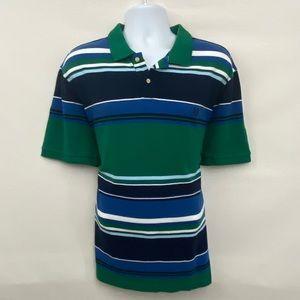 Men's Chaps Short Sleeve Shirt Size XXL W-25